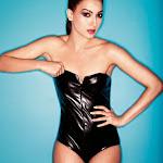 Gauhar Khan   Hottest Photoshoot In Swimsuit [5 pics]