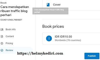 Cara Membuat Akun Digoogle Playbook Dan Panduan Menjual Ebook Blog Orang It