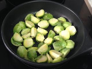 Saltear coles