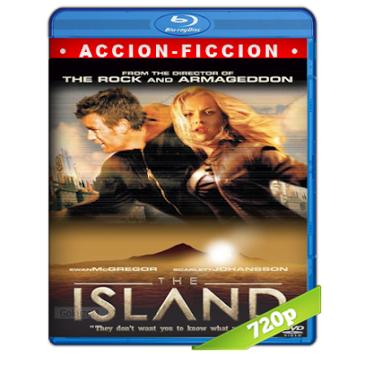 La Isla (2005) BRRip 720p Audio Trial Latino-Castellano-Ingles 5.1