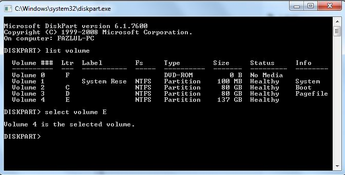 Assign a mount point folder path to a drive  Microsoft Docs