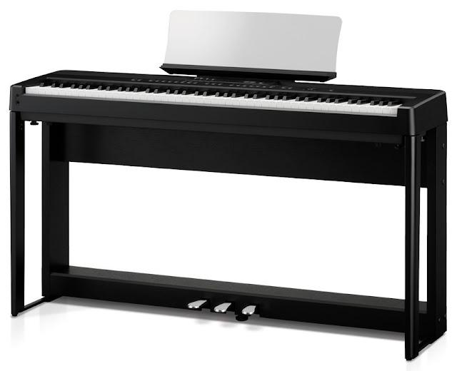 Kawai ES920 piano design