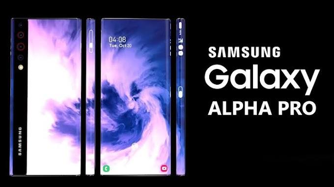 Samsung'un Yeni Telefonu  Samsung Galaxy Alpha Pro