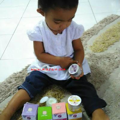 Kit Kecemasan Yang Wajib Ada Di Rumah - Balm Bayi Tasneem Natural