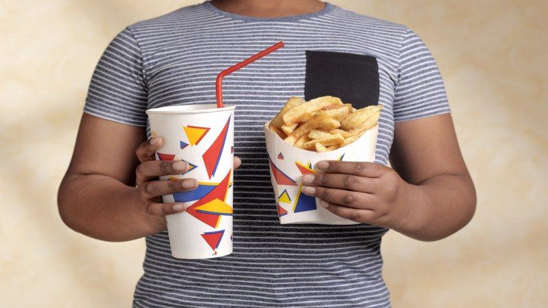 Pandemi çocuklarda obeziteyi artırdı