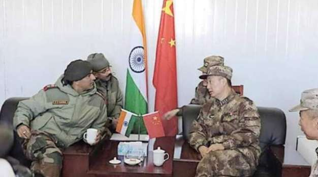 Ongoing talks between China and India have failed
