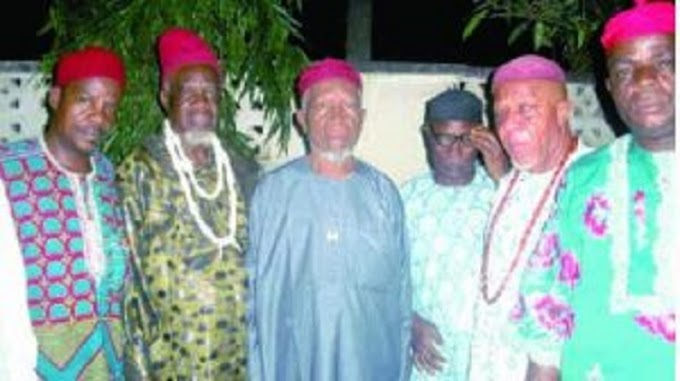 Eze Igbo Abuja Said He Can not Be  Suspended That Ohanaeze Is Talking Rubbish