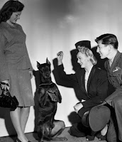 Carole Landis It Shouldn't Happen To A Dog