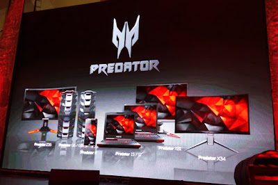 The Acer Predator Family