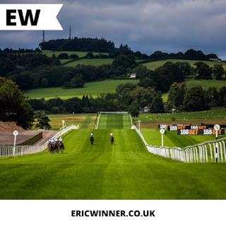 Chepstow racecourse scenic view