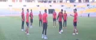 تشكيل الأهلى أمام الوصل الإماراتى فى كأس زايد .. مروان وصلاح محسن يقودان الهجوم