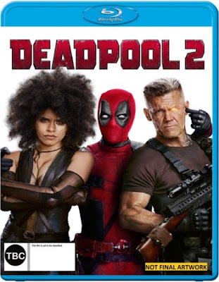 Deadpool 2 2018 Dual Audio Unrated Super Duper Cut 720p BluRay 700Mb HEVC x264