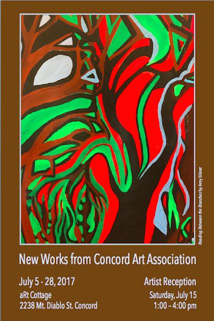 concord art association art show
