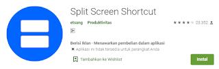 aplikasi untuk split screen atau membagi 2 layar di hp vivo gratis