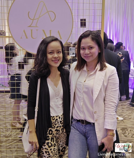 with blogger friend Aylin