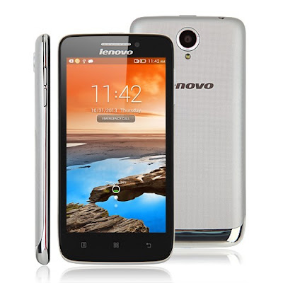 Lenovo S650, móviles de china