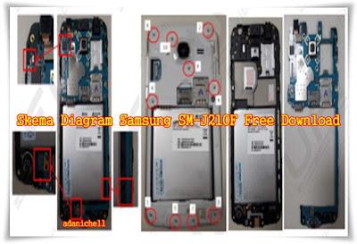 Skema Diagram Samsung SM-J210F Free Download