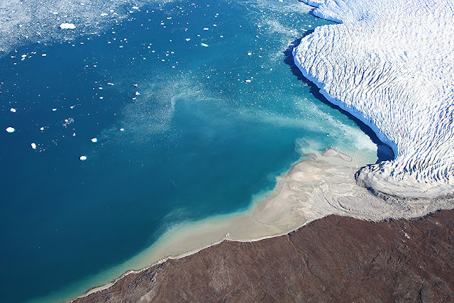 What's happening beneath Greenland?