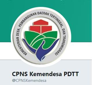 logo Kementerian Desa Pembangunan Daerah Tertinggal 2019