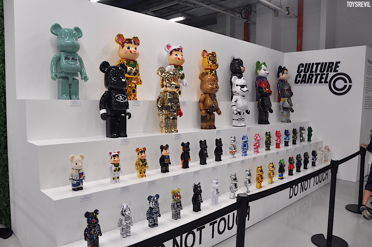 4a4d85ff BEARBRICKS has become the defacto lifestyle status collectible, with its  licensed hypebeast brands and pop culture recognisable characters, and  generally ...