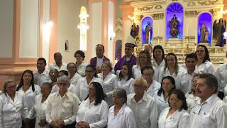 Bispo investe novos Ministros em Areia e enfatiza necessidade do Santíssimo Sacramento nas capelas
