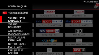 Süper Apk ile TV Canlı Kanallari ve Film Kanallari Evinde izle