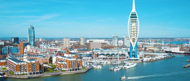 Portsmouth Hampshire (England)
