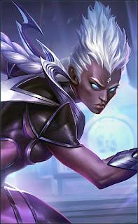 Karrie Lost Star Heroes Marksman of Skins V4