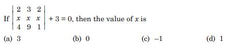 ncert class 12th math Question 3