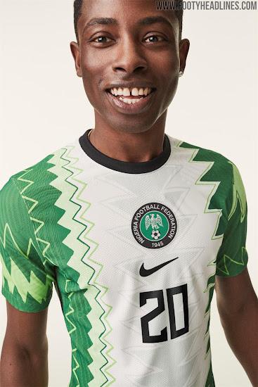 Nigeria 2020 Kits 5   Áo Bóng Đá Sum Store