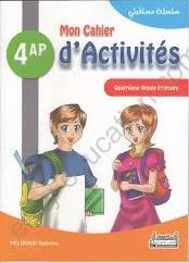 Mon Livre De Francais 4 Annee Primaire Algerie 2019