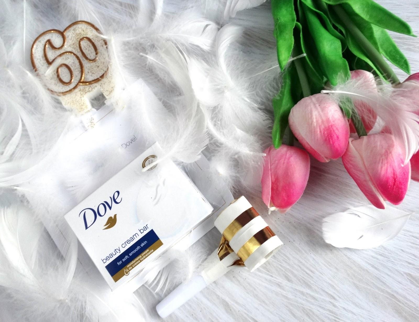 60 lat kostki myjącej Dove