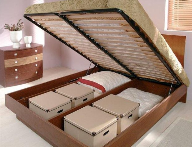 MULTI FUNCTIONAL BED WITH STORAGE FOR YOUR BEDROOM
