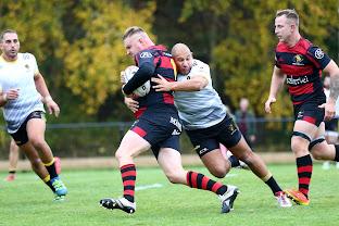 Final herr rugby XV: Stockholm Exiles-Norrköping Troján, 211009