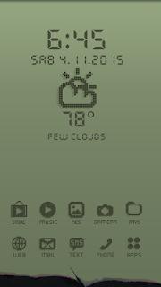 Nostalgia Dengan Merubah Tampilan Android Ala HP Jaman Dulu