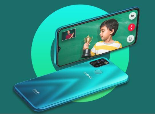 Infinix Smart 5A, 6.52 HD+ Display 5000mAh Battery Launched at Rs 6499