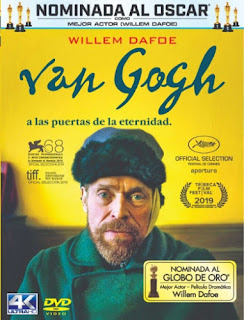 descargar Van Gogh en la puerta de la eternidad  en Español Latino