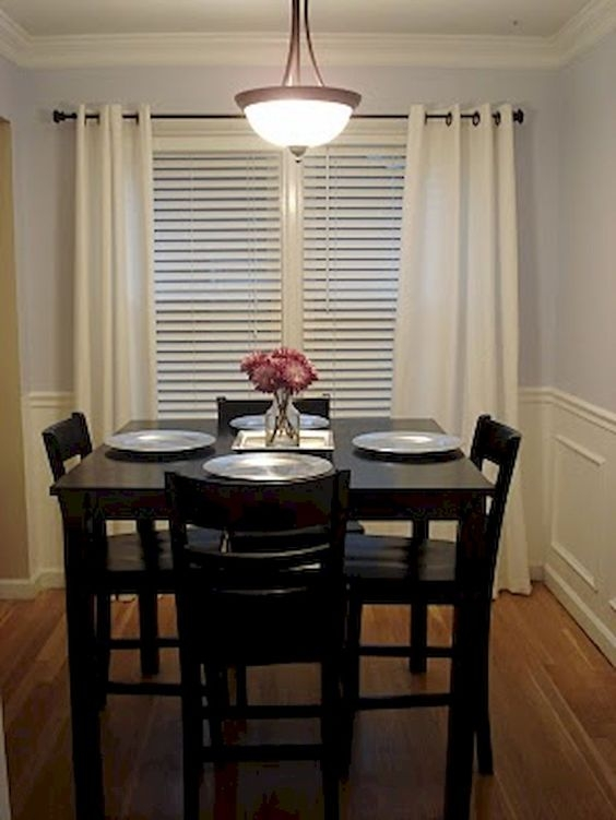 41 Simple Small Dining Room Design On A Budget Ara Home