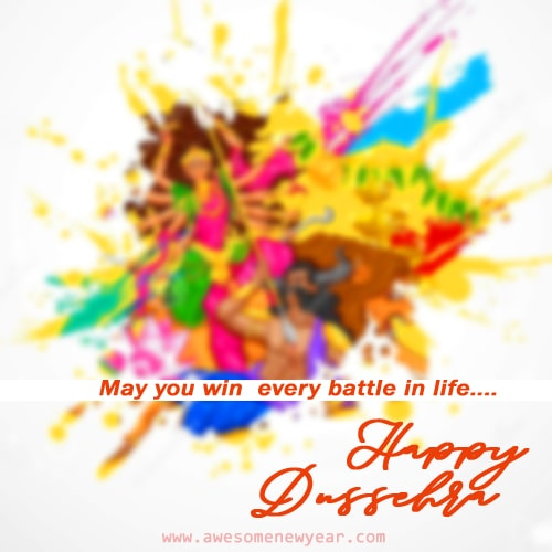 Dusshera Greetings