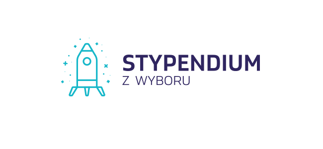 Logo konkursu Stypendium z Wyboru