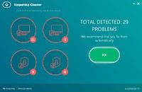 Kaspersky Cleaner pulisce Windows e lo rende più sicuro