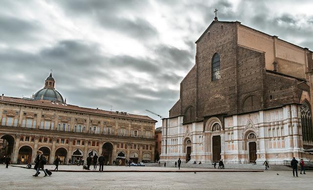 Basilica-San Petronio-Bologna