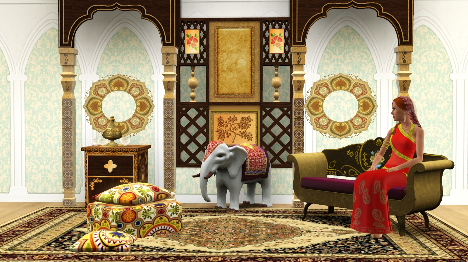 Serene And Practical 40 Asian Style Dining Rooms: Oriental Wall Art