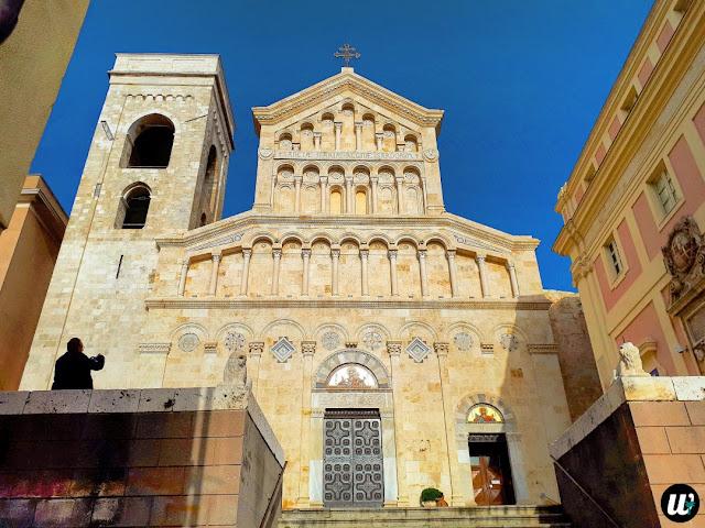 Duomo di Cagliari Cathedral, Cagliari | Sardinia, Italy | wayamaya