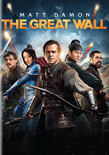 The Great Wall DVD9 Latino Eng [2017]