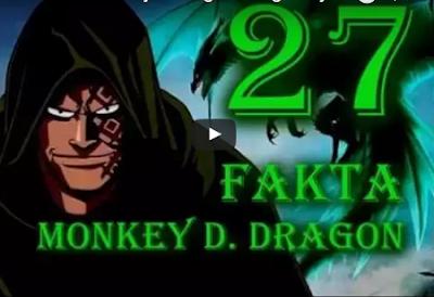 27 Fakta Menarik Tentang Monkey D. Dragon