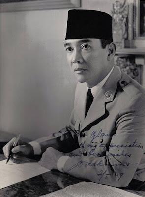 Biodata Soekarno