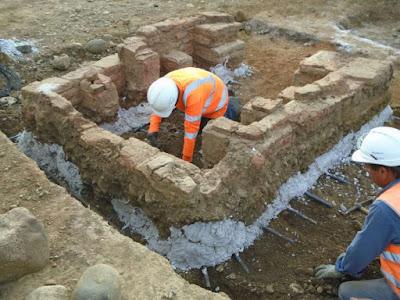 Χτύπησε άγνωστη αρχαιολογική «φλέβα» ο ΤΑΡ στην Ξάνθη