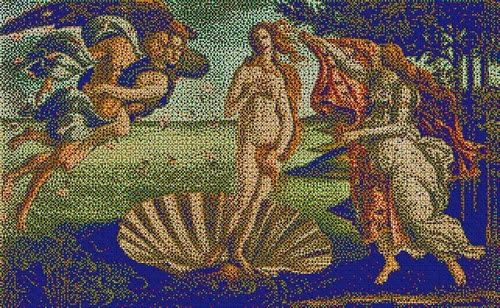 09-Birth-Of-Venus-7060-Cubes-www-designstack-co