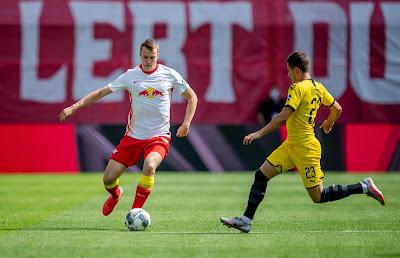 ملخص و اهداف مباراة بوروسيا دورتموند ولايبزج (2-0) الدوري الالماني